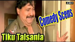 getlinkyoutube.com-Tiku Talsania Best Comedy Scenes | Jallad Movie |