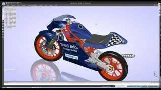 getlinkyoutube.com-Solid Edge. Design Better. The Future of CAD