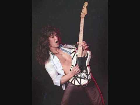 EVH Eddie Van Halen - Aint Talkin Bout Love *GUITAR TRACK*