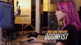 Overwatch - Új Hős Előzetes: Doomfist