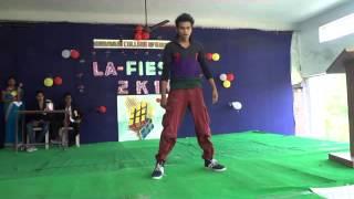 getlinkyoutube.com-Rahul dance ...mohhabbat barsa dena..jalgaon
