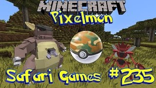 getlinkyoutube.com-[235] The Lost Kyogre! (Pixelmon Safari Games)