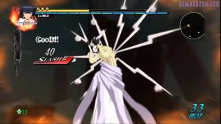 getlinkyoutube.com-Bleach: Soul Resurrection - All Characters Ultimate Attacks