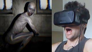 """getlinkyoutube.com-Oculus Rift Horror Gameplay """"Doors of Silence"""""""
