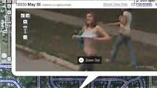 getlinkyoutube.com-グーグルストリートビューに写っちゃったあんなものやこんなものたち google street view funny photos!
