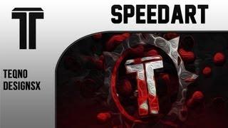getlinkyoutube.com-TeqnoDesignsx | Banner speedart