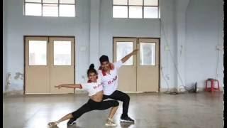 getlinkyoutube.com-BAD SALSA  Sonali & Sumanth Performance