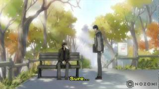 Junjo Romantica Season 2 Episode 4 (Sub): Casual Words Can Invite Terrible Misfortune width=