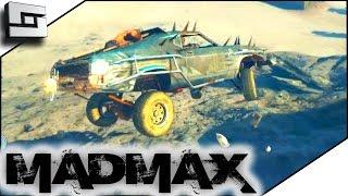 getlinkyoutube.com-Mad Max Gameplay - GUTGASH SCRAP CREW! ( Walkthrough ) Part 23