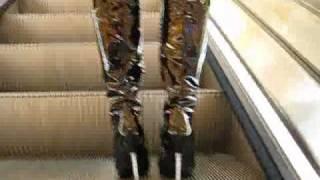 getlinkyoutube.com-Black Icone Boots Shopping
