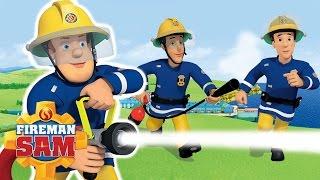 Fireman Sam | Best Rescues Season 10 | Cartoons for Children  🔥🔥 🚒  🚒