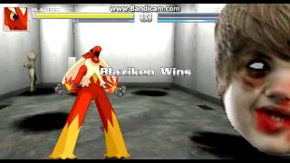 getlinkyoutube.com-Mugen battles #14 Everyone hates Justin Bieber