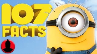 getlinkyoutube.com-107 Minions Facts YOU Should Know! (ToonedUp #32) @ChannelFred