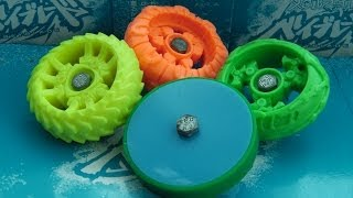 getlinkyoutube.com-Beyblade Modification! The Ultimate BeyWheelz spinstealers - ULTIMATE NEMESIS REPLICA!
