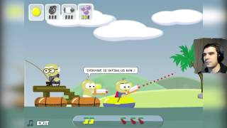 getlinkyoutube.com-Darmowe Gry Online - Raft Wars 2