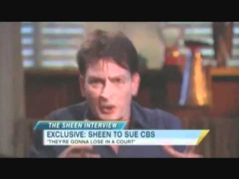 Charlie Sheen - Bi Winning  30 Minutes
