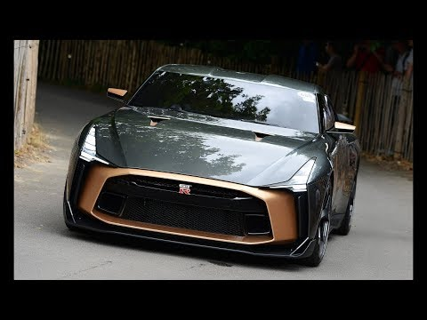 NEW 2019 Nissan GTR 50 by Italdesign Super Sport Interior and Exterior