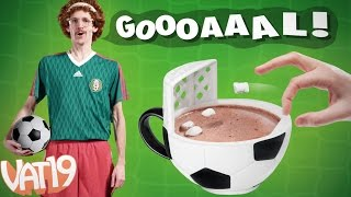 getlinkyoutube.com-A Mug with a Soccer Goal!