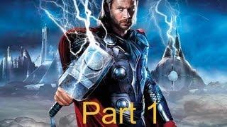 getlinkyoutube.com-Thor God of Thunder (Wii) Walkthrough