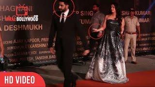 getlinkyoutube.com-WHY ? Abhishek Bachchan Got Angry To Aishwarya Rai | Full Video | Sarbjit Grand Premiere