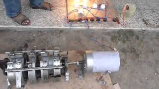 getlinkyoutube.com-Free Energy Selfrunning Magnet Motor ??? - Fact or Fake ? Wasif Kahloon challenge to the engineers