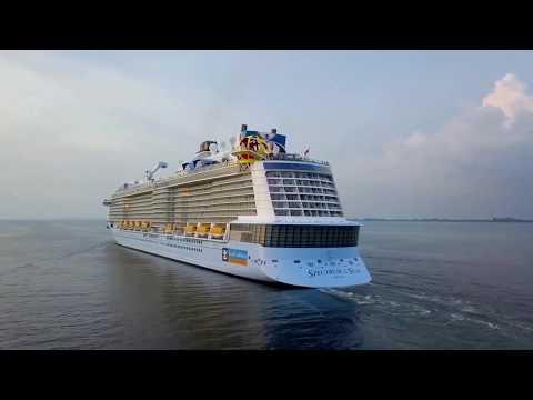 Круиз на суперсовременном лайнере Spectrum of the Seas из Владивостока 05.05.2020