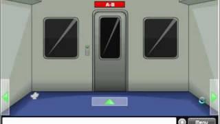 getlinkyoutube.com-Must Escape the Subway walkthrough