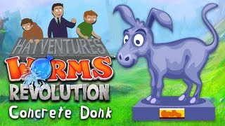 Worms Revolution - Concrete Donk