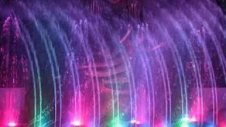 getlinkyoutube.com-New york - New york ~ fountain ~ air mancur menari