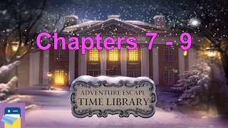 getlinkyoutube.com-Adventure Escape Time Library: Chapters 7, 8, 9 Walkthrough Guide (Haiku Games)