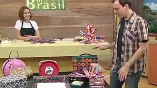 getlinkyoutube.com-ARTE BRASIL - CLAUDIA WADA E PROFESSOR SASSÁ (17/01/2012)