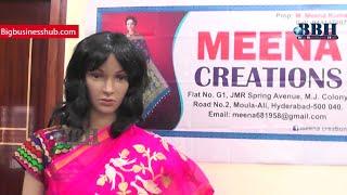 Meena Creations Saree Centre - Bigbusinesshub.com