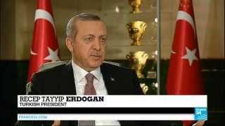 'Putin has not returned my call', Turkey's Erdogan tells FRANCE 24