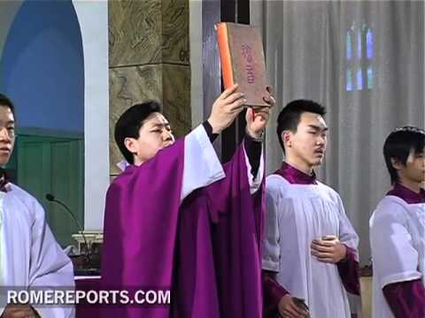 Vatican condemns illegitimate ordination of  bishop in China