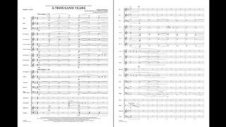 getlinkyoutube.com-A Thousand Years arranged by Paul Murtha