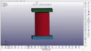 getlinkyoutube.com-Simulation of hot stamping in LS-DYNA. Tutorial lesson