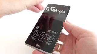 getlinkyoutube.com-LG G4 Stylus unboxing