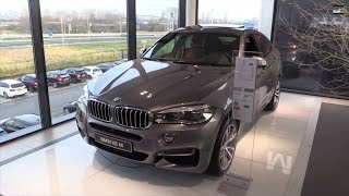 BMW X6 2016 In Depth Review Interior Exterior