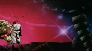 getlinkyoutube.com-Street Fighter Alpha - Dark Ryu Vs. Zangief