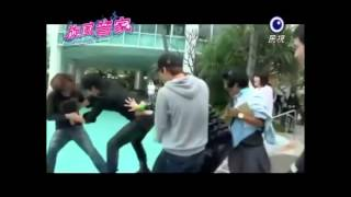 getlinkyoutube.com-Hayate Combat Butler BTS - Park Shin Hye Cute~