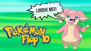 getlinkyoutube.com-Flop 10 Pokémon più brutti
