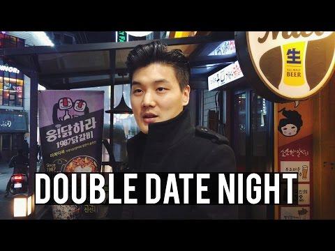 VLOG: Baking, Radio & Double Date in Seoul (자막)국제커플 아내의 베이킹 & 더블데이트 브이로그