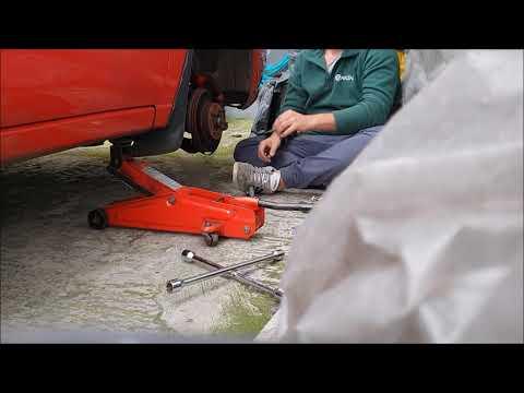 Nissan sunny n14 da bomba de travao