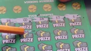 $10,000 A WEEK FOR 20 YRS. SCRATCH-OFF BIG WINNER!!!
