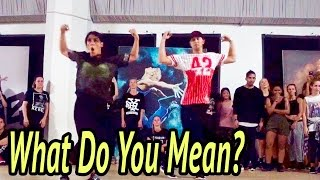 getlinkyoutube.com-WHAT DO YOU MEAN? - Justin Bieber Dance | @MattSteffanina Choreography (Cover Version)