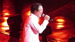 getlinkyoutube.com-譚詠麟銀河歲月40載演唱會(首場) 陳奕迅完美爆裂演繹《再等幾天》