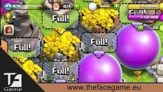 getlinkyoutube.com-Attacco MEGA FARM - Clash Of Clans