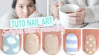Après-midi Cocooning et Nail art ♡