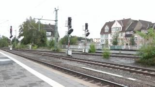 getlinkyoutube.com-Güterzüge auf dem Bahnhof von Celle - 17