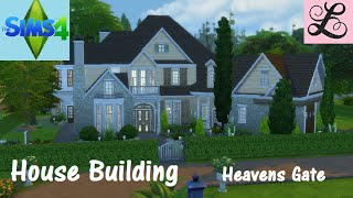 getlinkyoutube.com-The Sims 4: House Building - Heavens Gate